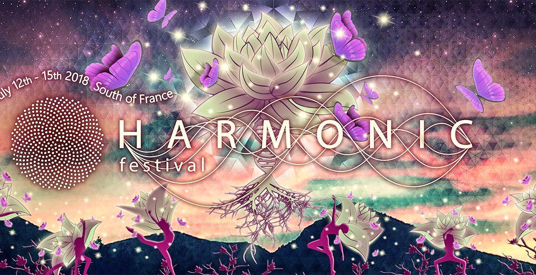 Danser sous les étoiles : Festival HARMONIC