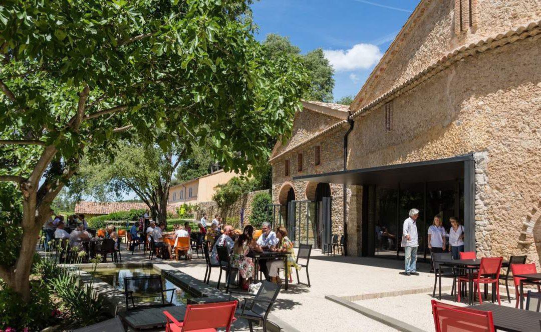 Du jazz, du massage et du vin bio au Château Mentone