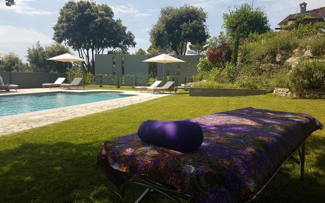 Le Domaine Monteverdi, petit coin de paradis en provence