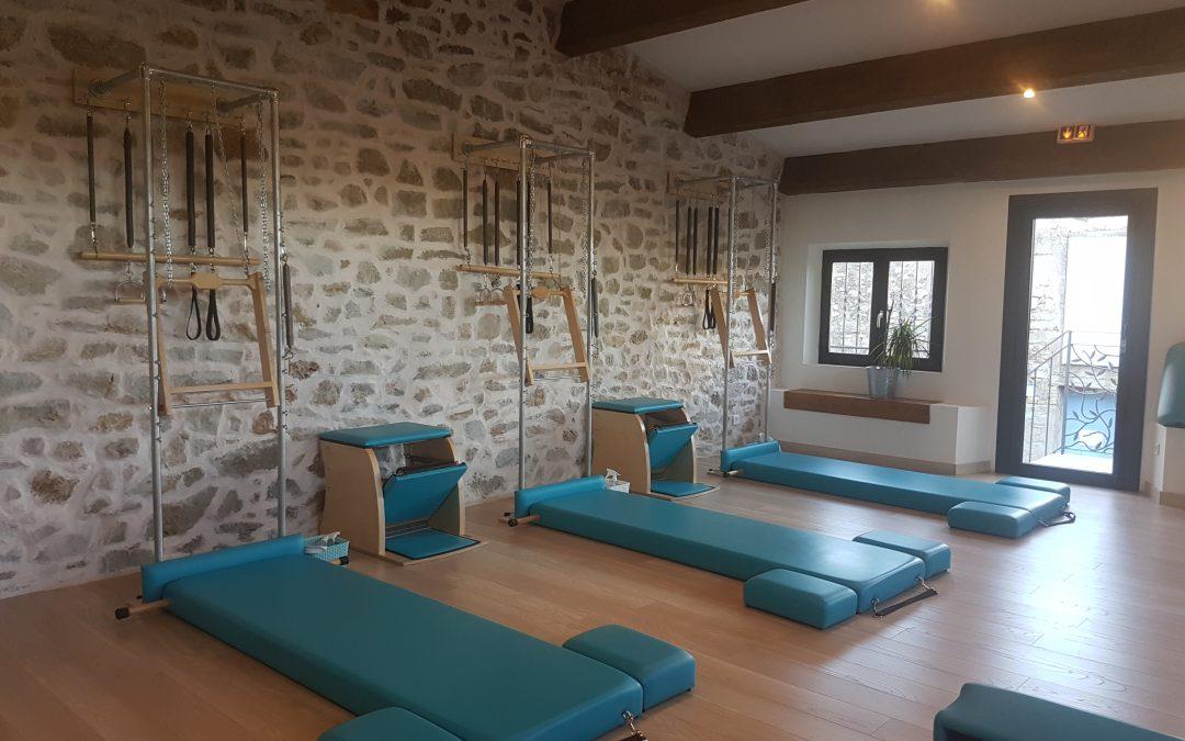 Découvrez un lieu dédié à la méthode Pilates