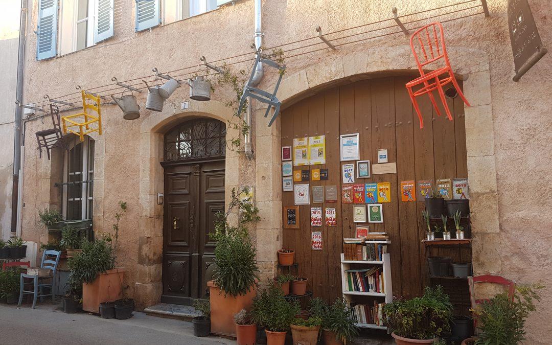 Au détour d'une ruelle, découvrez une adresse reposante: «La villa de Lorgues»